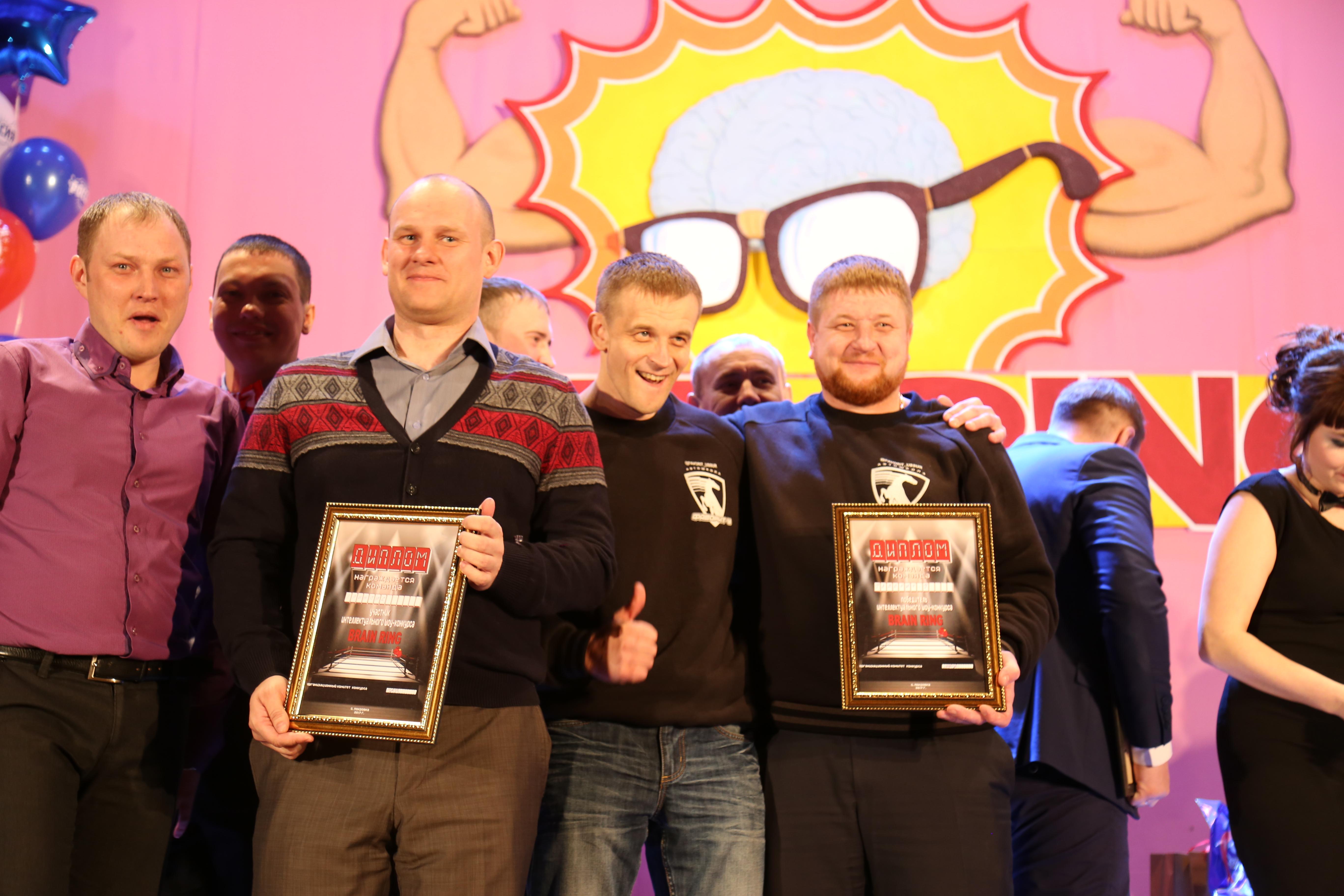 18 февраля в с. Покровка Октябрьского района состоялся Брейн-ринг среди настоящих мужчин.
